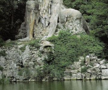 Titanul batran de 6 secole din Florenta