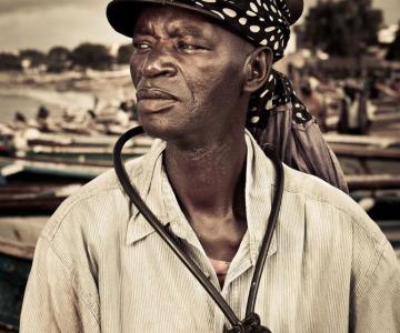 O plimbare prin Senegal cu Anthony Kurtz