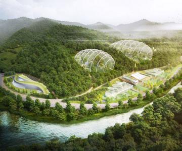 Concept: Centrul de cercetare pentru specii amenintate, Coreea de Sud