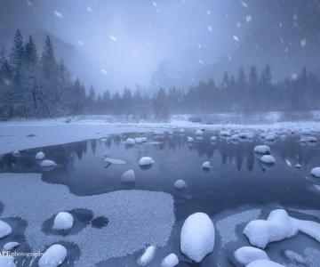 Iarna in muntii Americii, cu Jeff Lewis
