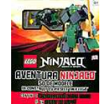 Lego. Ninjago. Aventura Ninjago. 50 de modele de construit cu piesele tale lego