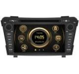 DVD Auto CarVision DNB-i30, Navigator, Bluetooth dedicat Hyundai i40
