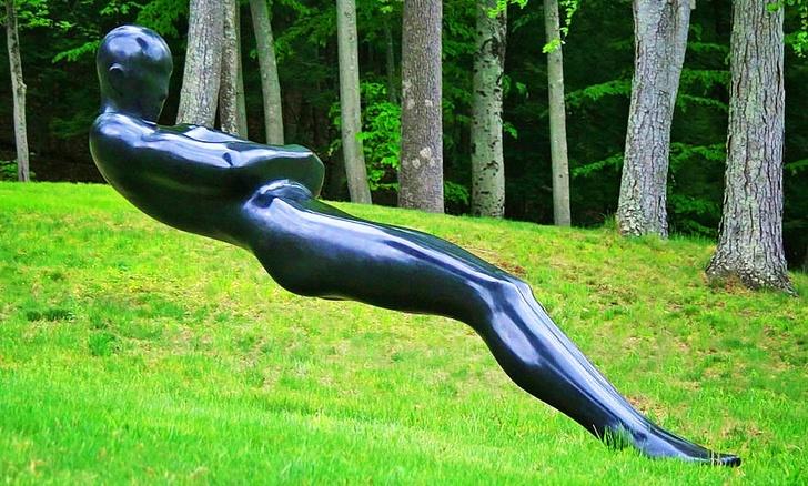 Sculpturi uimitoare care sfideaza legile fizicii - Poza 15