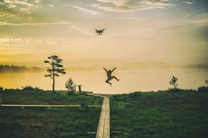 SkyPixel Photo Contest: Fotografii aeriene impresionante - Poza 10