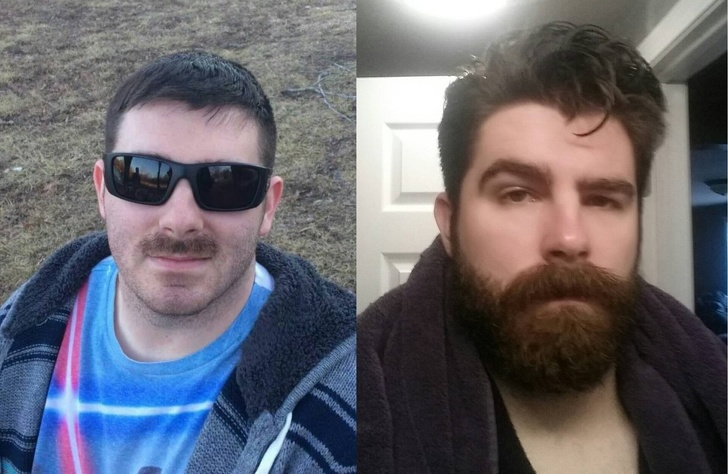 15+ Imagini care dovedesc ca barba te face alt om - Poza 5