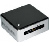 Barebone Intel NUC (Next Unit of Computing) 5I3MYHE (Procesor Intel® Core™ i3-5010U (3M Cache, 2.10 GHz), Broadwell, No RAM, No HDD, suport 2.5inch HDD/SSD si M.2 SSD, Intel® HD Graphics 5500, 4K, 2xMini DisplayPort, No Wireless Card)