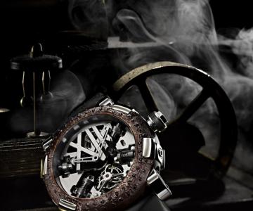 Steampunk a la Grande