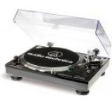 Pick-up Audio Tehnica HS10 AT-LP120USBHC, platan profesional (Negru)