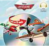 Disney: Avioane. Carte cu CD audio