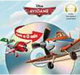 Disney: Avioane. Carte cu CD audio