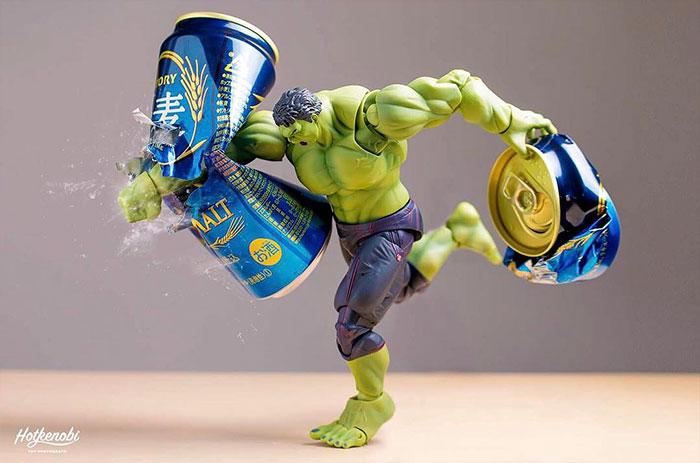 Supereroi adusi la viata, in ipostaze haioase - Poza 23
