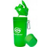 Sticla pentru sport si drumetii Smart Shake SLIM 500 V, 500ml (Verde)