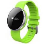 Bratara Fitness iUni UW1 Plus, Waterproof, Pedometru, Monitorizare puls, Activitati sportive (Verde)