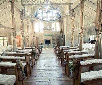 10 locuri inedite pentru nunti din S.U.A.