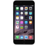 Telefon Mobil Apple iPhone 6 Plus, Procesor Apple A8 Dual Core 1.4 GHz, IPS LED-backlit widescreen Multi‑Touch 5.5inch, 1GB RAM, 64GB flash, 8MP, Wi-Fi, 4G, iOS 8 (Gri)
