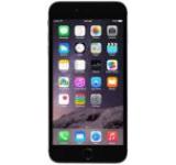 Telefon Mobil Apple iPhone 6 Plus, Procesor Apple A8 Dual Core 1.4 GHz, IPS LED-backlit widescreen Multi‑Touch 5.5inch, 1GB RAM, 64GB flash, 8MP, Wi-Fi, 4G, iOS 8 (Gri)