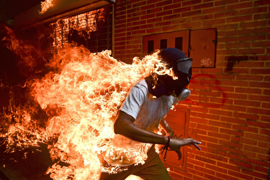 World Press Photo 2018: Imagini impresionante din lumea actuala - Poza 1