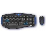 Kit Tastatura E-Blue si Mouse Gaming Cobra Reinforcement-Iron Professional (Neagra)