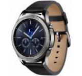 Smartwatch Samsung Gear S3 Classic SM-R770, Procesor Dual-Core 1GHz, Super AMOLED 1.3inch, 768MB RAM, 4GB Flash, Bluetooth, Wi-Fi, Rezistent la apa si praf, Tizen (Argintiu)
