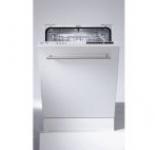 Masina de spalat vase incorporabila Studio Casa LSI 60F1 A+, 12 seturi, 4 programe, clasa A+, Inox