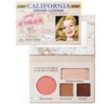 Paleta de culori TheBalm Autobalm California Face Palette, 4.15g