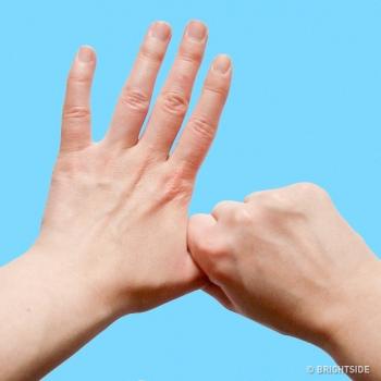 Reechilibrarea organismului prin masarea degetelor - Poza 1