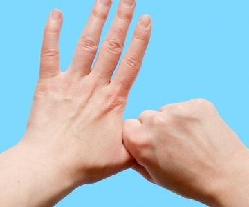 Reechilibrarea organismului prin masarea degetelor