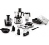 Robot de bucatarie Philips Avance Collection HR7778/00, 1300W, 3.4 l bol (Argintiu cu negru)