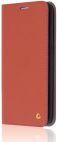 Husa Book cover Occa Jacket OCJCKTG935BR pentru Samsung Galaxy S7 Edge (Maro)