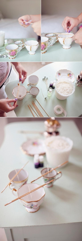 Idei de decoratiuni vintage facute manual - Poza 8