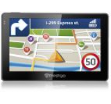 Sistem de navigatie Prestigio GeoVision 5057, TFT LCD 5inch, Procesor 800MHz, 4GB Flash + card SD 16GB, 128MB RAM, Microsoft Windows CE 6.0, Actualizari pe viata a hartilor, Harta Full Europa