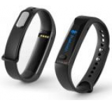 Bratara fitness Technaxx Active TX-38, Bluetooth 4.0, Ecran OLED, Facebook & Twitter, Compatibila iOS & Android (Neagra)