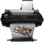 Plotter HP Designjet T520, 24inch, Stand inclus, Wi-Fi