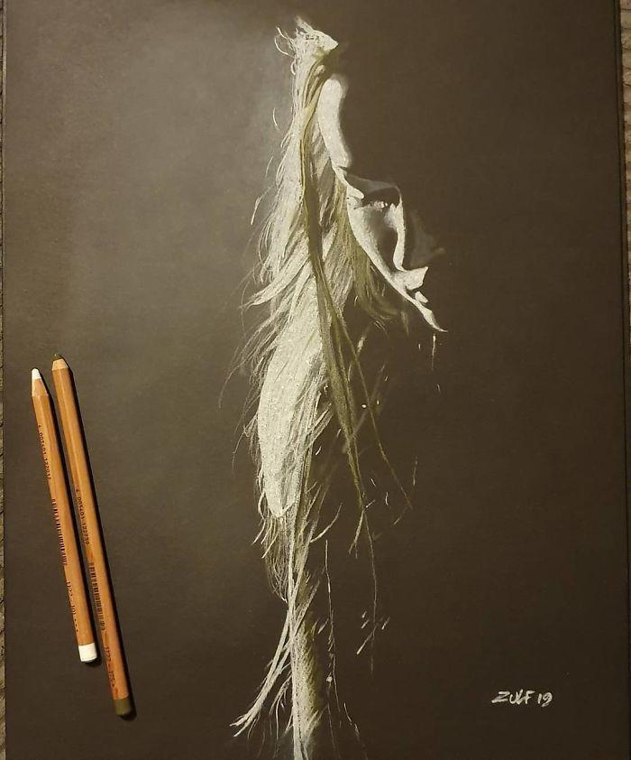 Frumusetea feminina, in altfel de portrete - Poza 3