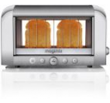 Prajitor de paine Magimix Toaster Vision, 1450W (Crom)