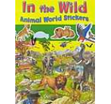 Brown Watson In The Wild Animal World Stickers