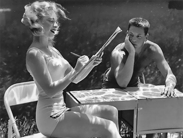 Fotografii subacvatice de exceptie, din 1938 - Poza 10