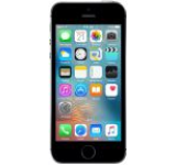 Telefon Mobil Apple iPhone SE, Procesor Dual-Core 1.8GHz, LED‑backlit widescreen Retina display Capacitive touchscreen 4inch, 2GB RAM, 64GB Flash, 12MP, 4G, Wi-Fi, iOS (Gri Spatial)