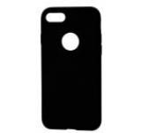 Husa protectie spate Procell PRSILSLKIPH7N pentru iPhone 7 (Negru)