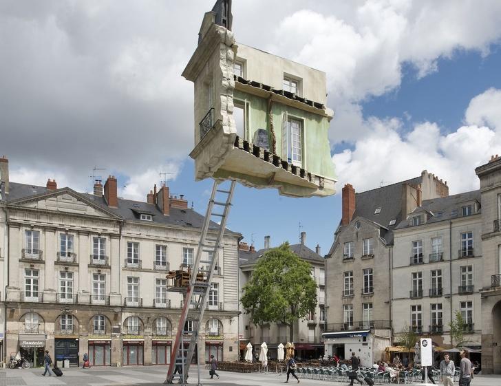 Sculpturi uimitoare care sfideaza legile fizicii - Poza 16