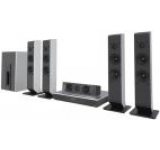 Sistem Home Cinema Panasonic SC-BTT505EGS, Blu-Ray, 3D, 4K Up-scaling, Wi-Fi, Bluetooth