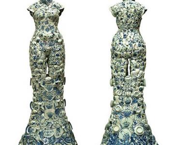 Podium de pe vremea dinastiei Ming