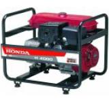 Generator Curent Electric Honda H5500M-S, 4 timpi, cadru deschis, Benzina