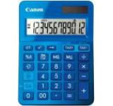 Calculator de birou Canon LS-123K, 12 digiti (Albastru)