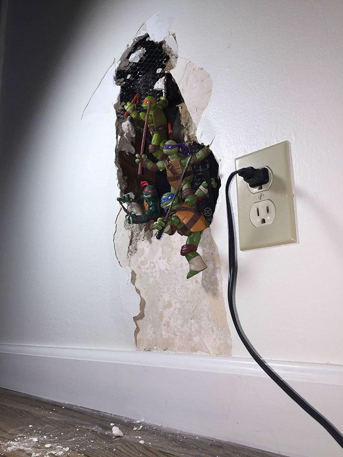 Probleme zilnice transformate in arta - Poza 21