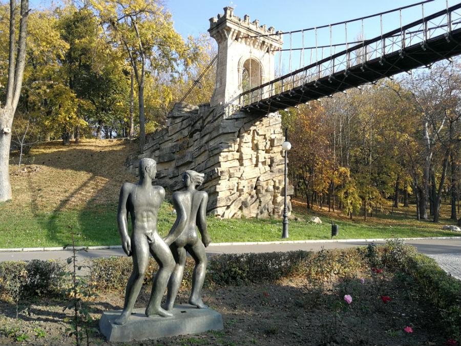 Parcul Nicolae Romanescu: Minunea verde din Banie, in poze superbe - Poza 17