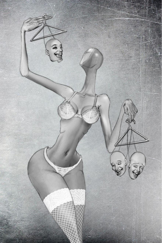 Problemele societatii actuale, in ilustratii rascolitor de sincere - Poza 13
