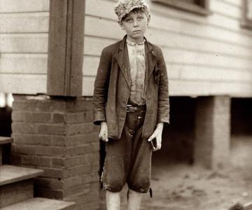 40 de fotografii clasice ale copiilor americani