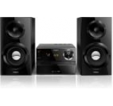 Micro sistem audio Philips MCM2350, CD/MP3 Player (Negru)