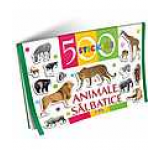 Animale salbatice - 500 de stickere